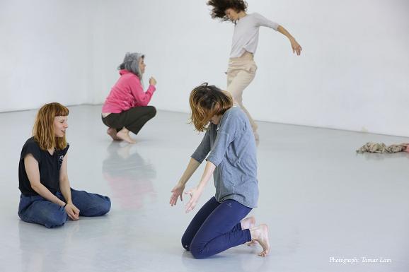 Dance Movement Therapy (Belgium)