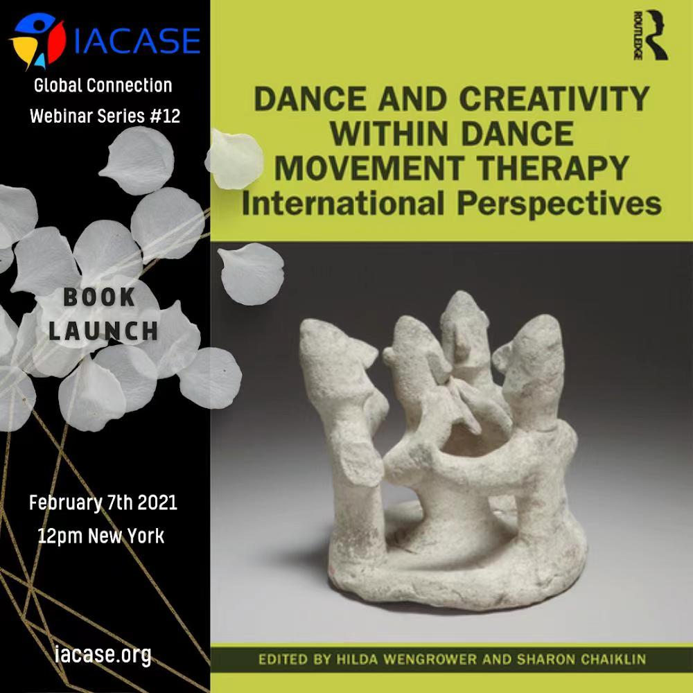 Dance and Creativity within Dance Movement Therapy.  International Perspectives.  Book launching