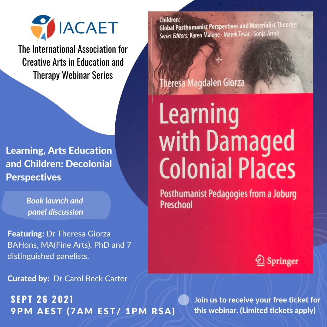 Learning, Arts Education and Children: Decolonial Perspectives